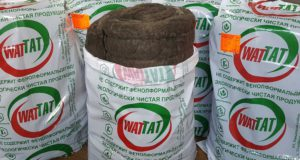 Маты прошивные базальтовые WATTAT по ГОСТ 21880